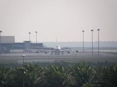58.從Sepang賽場遠眺吉隆坡國際機場