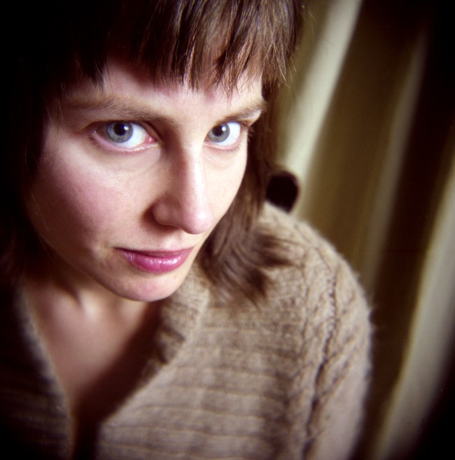 Kirsti close-up 2