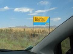 Dis Mos Mielies Monsanto DEKALB N12 N14 highways biofuels