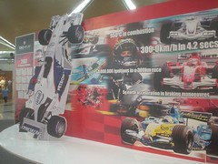 04.KLIA出境大廳的F1看板
