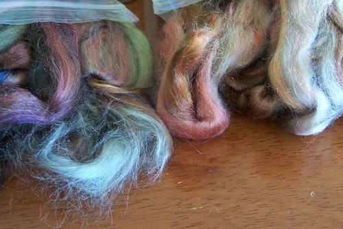 Close up of Silk Tops