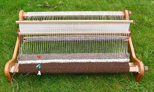 Teppich Weben Beyenburgerin Design