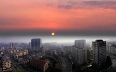 Brussels Sunrise