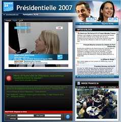 Screenshot : France 24 - Ile Verte Second Life