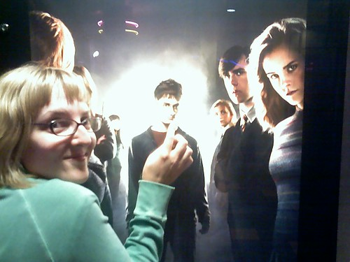 newest Harry Potter movie poster