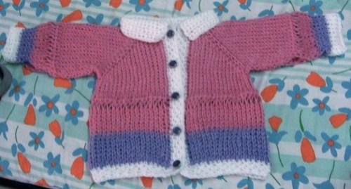 Anjana's sweater