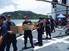 loading supplies