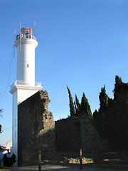 le phare de la ville