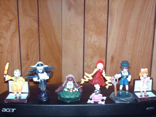 rozen maiden figures