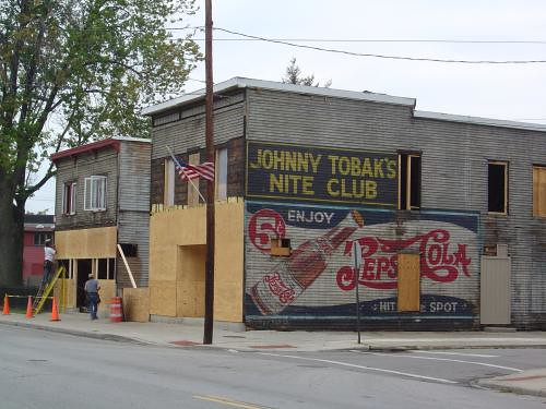 Johnny Tobak's Nite Club