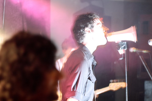 'Ten Lives' launch at the Rosemount, Perth 2007