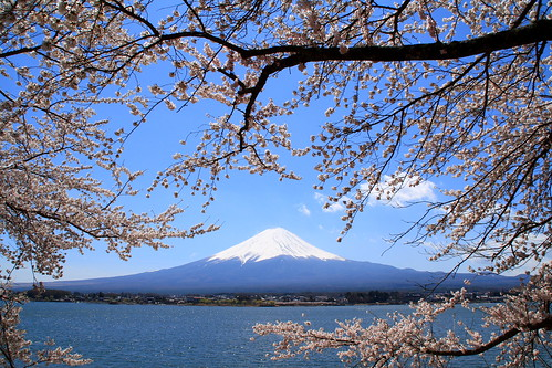 Mt. Fuji. - foto: skyseeker, flickr