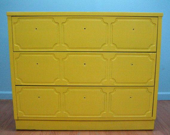 eBay Find: Dorothy Draper Style Dresser