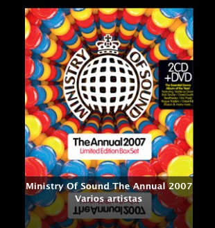 Ministry Of Sound The Annual 2007