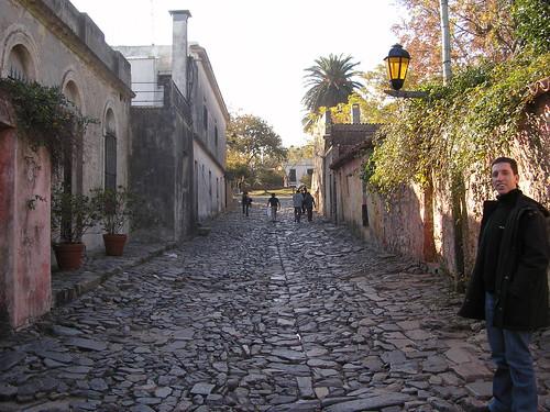 une rue portugaise