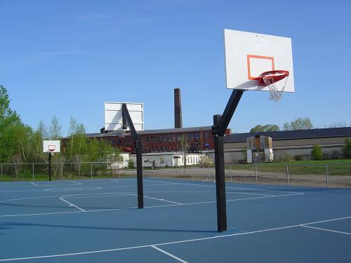 Empty courts