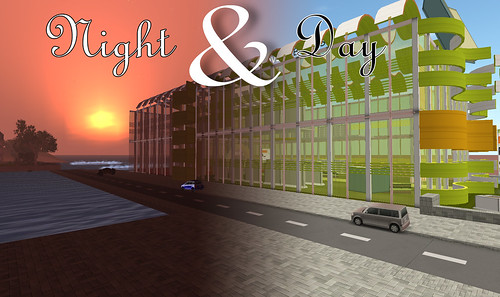 Night and Day and the new first look viewer