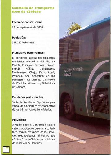 Consorcio Transportes Cordoba.