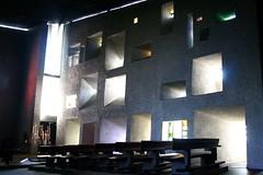 Le Corbusier- Notre Dame du Haut, Ronchamp, 1954