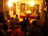 During Meditation, Tushita Meditation Center, Delhi