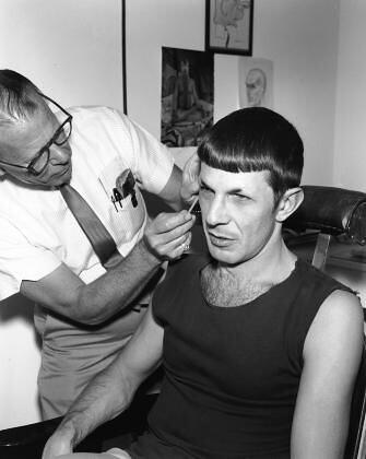"""Star Trek"" (1966) - Leonard Nimoy"