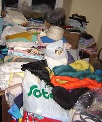 Fabric, assorted