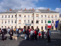 Gorizia, Piazza Transalpina