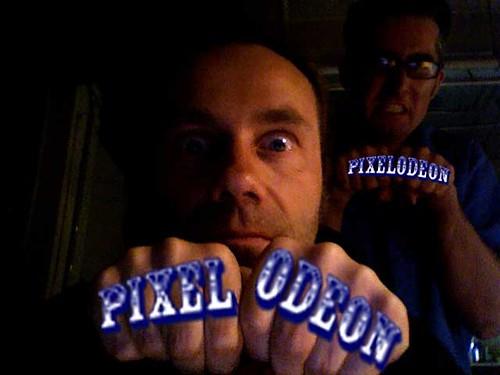 Pixelodeon knuckles