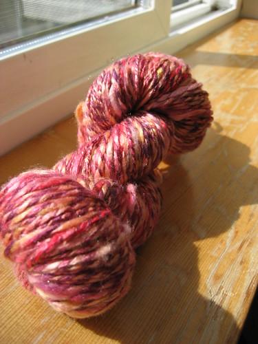 Sherbet silk