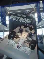 37.BMW F1.07
