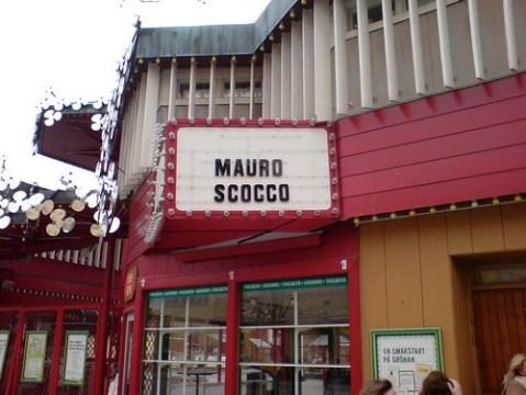 Minikonsert med Mauro