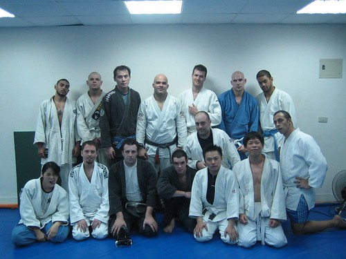 Taiwan BJJ Group Photo