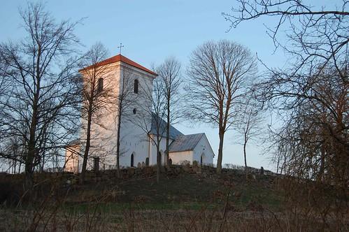 Church, Andrarum