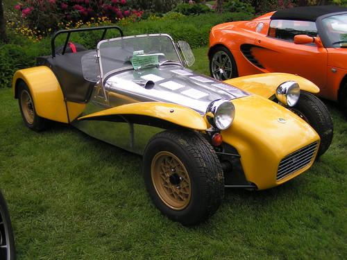1970 Lotus Seven