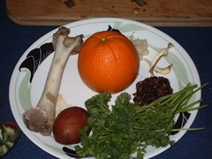 The (non-Kosher) Passover Seder Plate