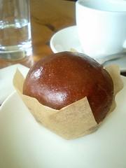 チョコレートブリオッシュ@Sola Cafe New Classic