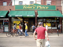 34b9f8b936d16 Tom's Place. A Toronto institution and my favourite place to ...