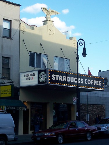 Starbucks in Greennpoint