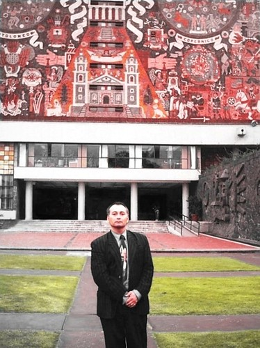 Prof  Dr. Adolfo Vásquez Rocca_ UNAM 2007, México por Adolfo Vasquez Rocca.
