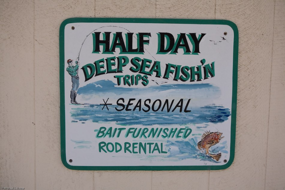 Half Day Deep Sea Fish'n Trips