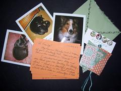 Knitterly Letter Swap #1