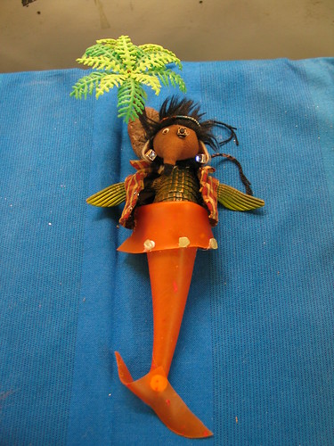 Carribean womble merman