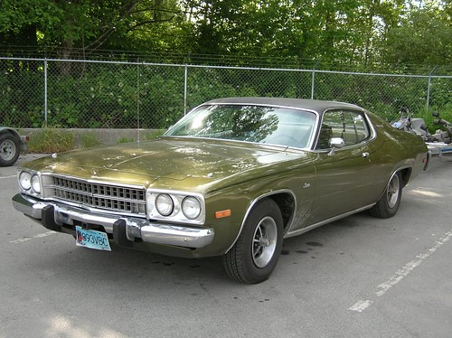 1974 Plymouth Satellite Sebring Plus
