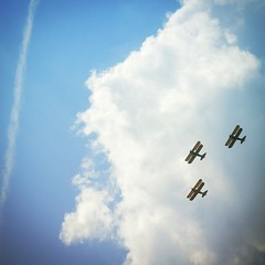 A few Tuskegee Airmen welcoming me to town. #TheWorldWalk #Alabama #travel #twwphotos