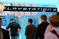 PlayStation 3 sign