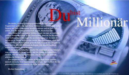 Du bist Millionär