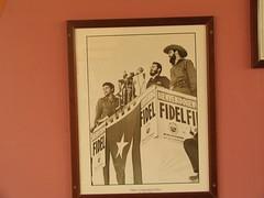 El foto - El Che , Fidel Castro ,