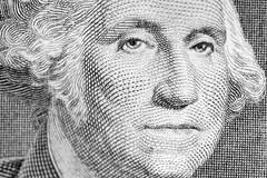 dollar close UP