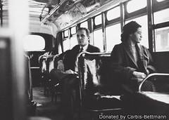 Honoring Mrs. Rosa Parks