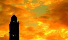 Sun Rise over Sydney